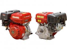 Двигатель 9.0 л.с. бензиновый (шлицевой вал диам. 25 мм.) (Макс. мощность: 9.0 л.с; Шлицевой вал д.25 мм.) (ASILAK)