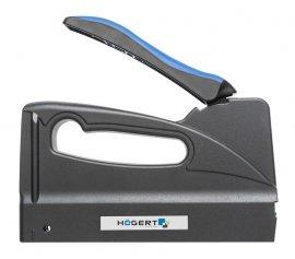 Степлер мебельный-скобы 6-16 мм-гвозди 15 мм HOEGERT