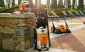 Мойки, пылесосы, воздуходувки, подметальные машины (очистительные устройства)