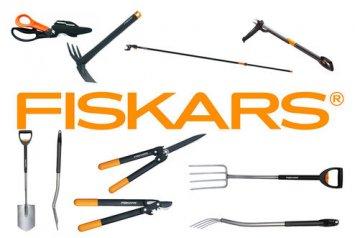 Fiskars - инструмент из Финляндии