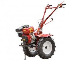 Культиватор бензиновый FERMER FM-1617MXL колеса 6.50-12 (16 л.с., шир. 105 см, колесо 6.50-12, без ВОМ, передач 3+1, пониженная передача)