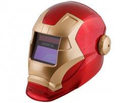 Щиток сварщика  с самозатемняющимся светофильтром Solaris ASF Mark VI (1/1/1/1; 100х44мм; DIN 4/9-13 (регул); шлифовка; рег.чувств.; рег.задерж.)