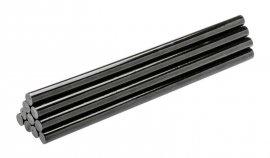Клеевые стержни черные 11-2х200 мм-12 шт HOEGERT