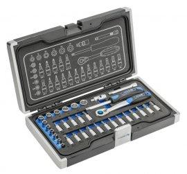 Набор инструментов 34 шт-1-4- HOEGERT