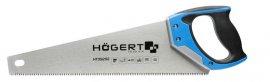 Пила-ножовка 400 мм-7 TPI-закаленное-трехстороняя заточка HOEGERT