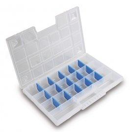 Органайзер 12-с регулируемыми перегородками-29 x 19-5 x 3-5 см HOEGERT