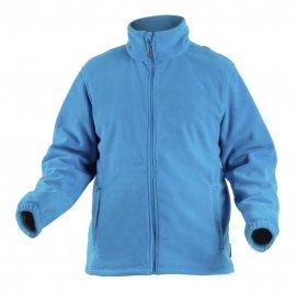 HASE Толстовка флисовая, цвет синий, размер 2XL
