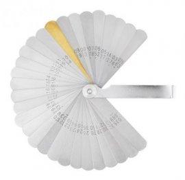 Щупы измерительные для зазоров  31 лепестка HOEGERT