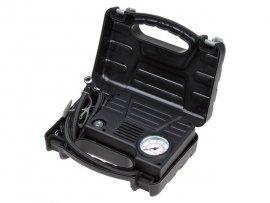 Компрессор автомобильный ECO AE-010-1 (15 л/мин, 10bar, 100Вт, 12В) (12В, 100Вт, 10bar, 15 л/мин, пластиковый кейс)